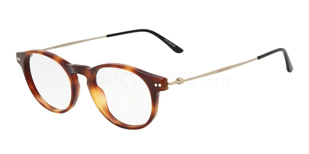 5022 AR7010 Glasses, Giorgio Armani