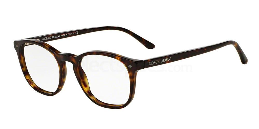 5026 AR7074 Glasses, Giorgio Armani