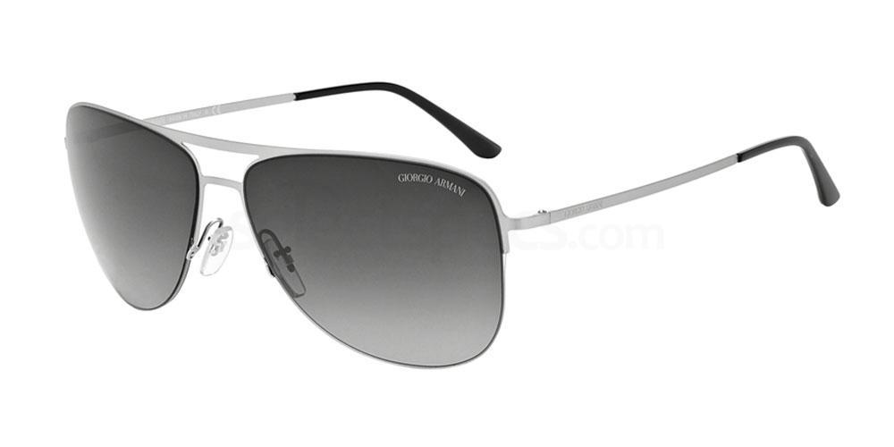 30368G AR6007 Sunglasses, Giorgio Armani