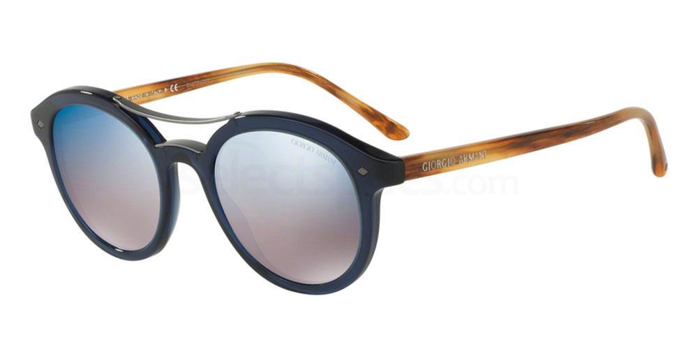 535804 AR8007 Sunglasses, Giorgio Armani