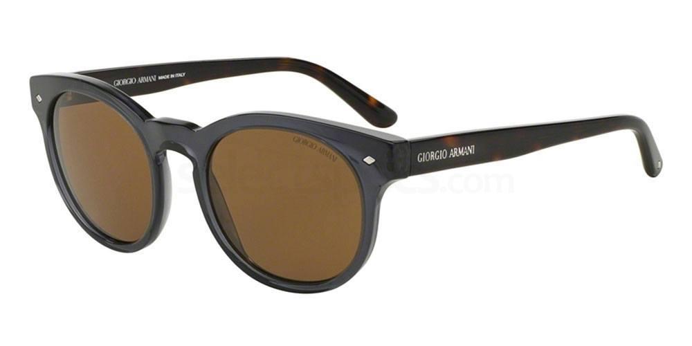 502957 AR8055 Sunglasses, Giorgio Armani