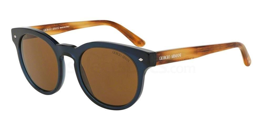 535853 AR8055 Sunglasses, Giorgio Armani