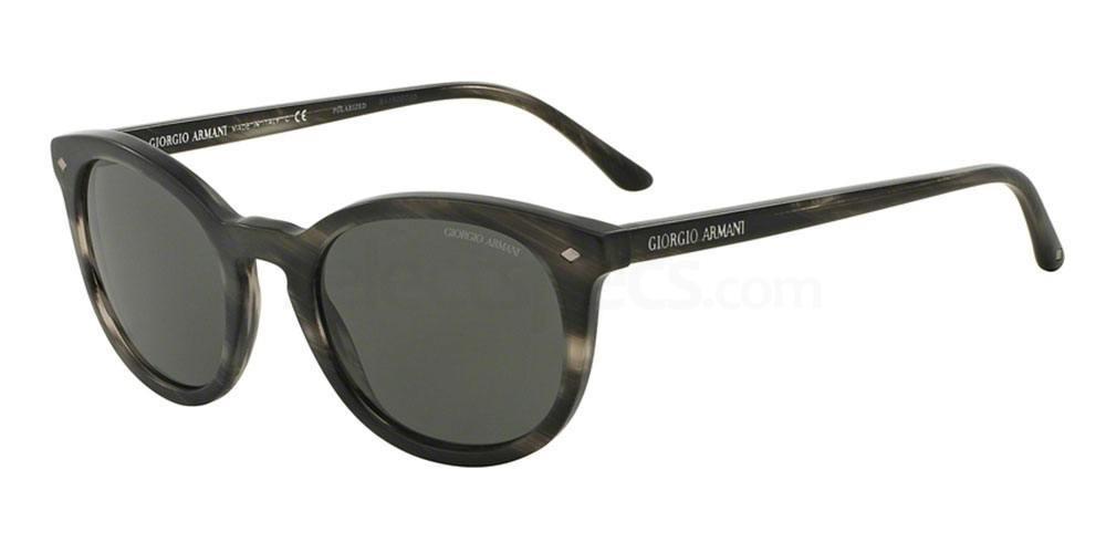 540358 AR8060 Sunglasses, Giorgio Armani
