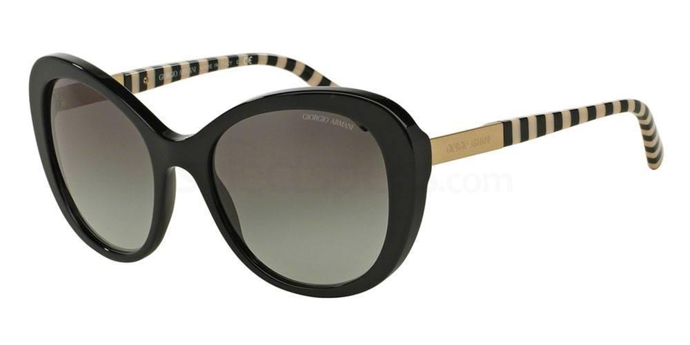 542911 AR8064 Sunglasses, Giorgio Armani