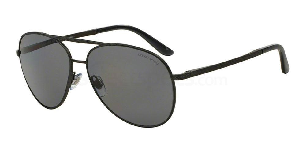 312181 AR6030 Sunglasses, Giorgio Armani