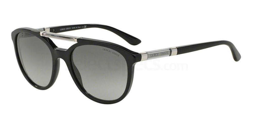 501711 AR8051 Sunglasses, Giorgio Armani