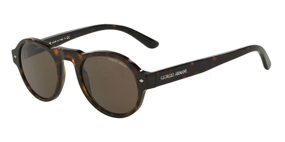 502653 AR8053 Sunglasses, Giorgio Armani