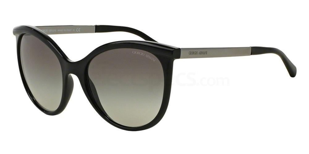 501711 AR8070 Sunglasses, Giorgio Armani