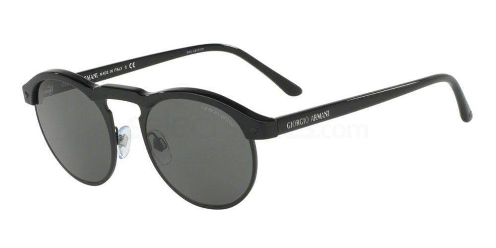 501758 AR8090 Sunglasses, Giorgio Armani
