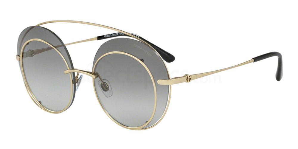 300211 AR6043 Sunglasses, Giorgio Armani