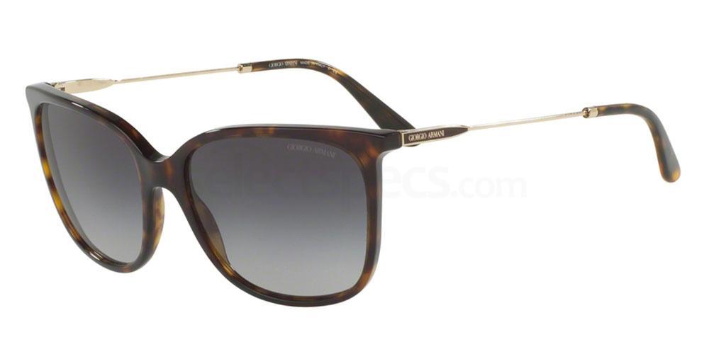 50268G AR8080 Sunglasses, Giorgio Armani