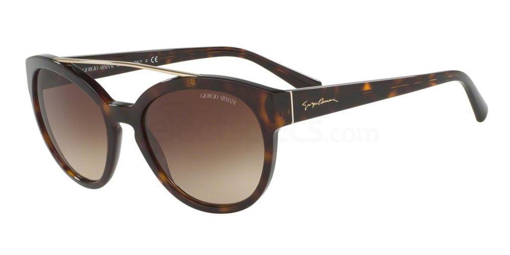 502613 AR8086 Sunglasses, Giorgio Armani