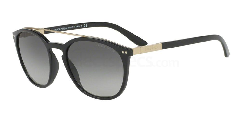 501711 AR8088 Sunglasses, Giorgio Armani