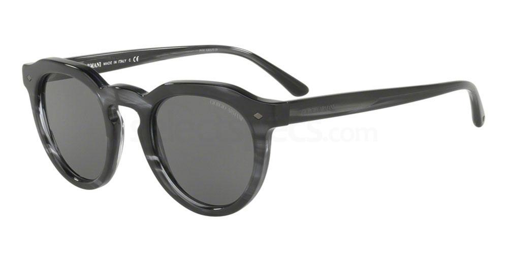 5595K8 AR8093 Sunglasses, Giorgio Armani