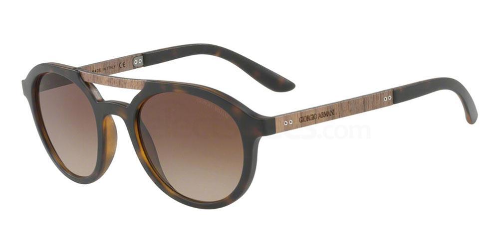 508913 AR8095 Sunglasses, Giorgio Armani