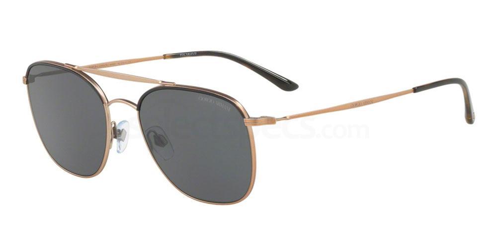 300481 AR6058J Sunglasses, Giorgio Armani