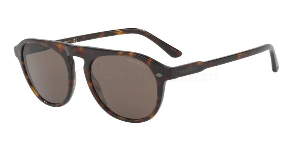502653 AR8096 Sunglasses, Giorgio Armani