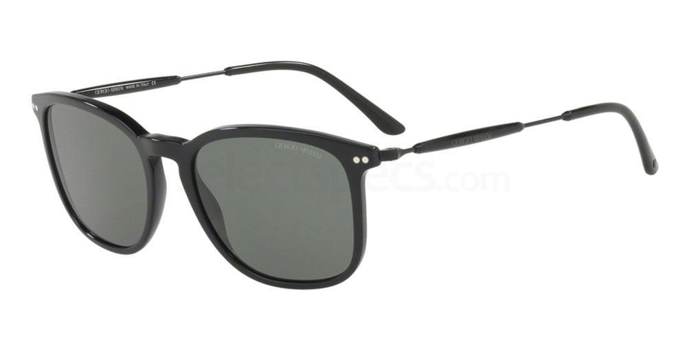 50179A AR8098 Sunglasses, Giorgio Armani