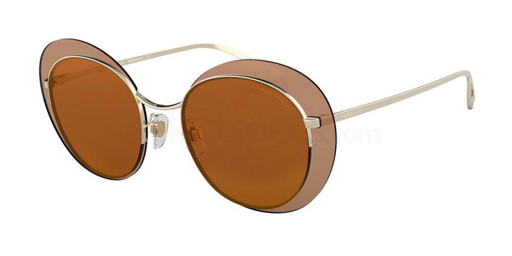 split lens sunglasses Giorgio Armani AR6079
