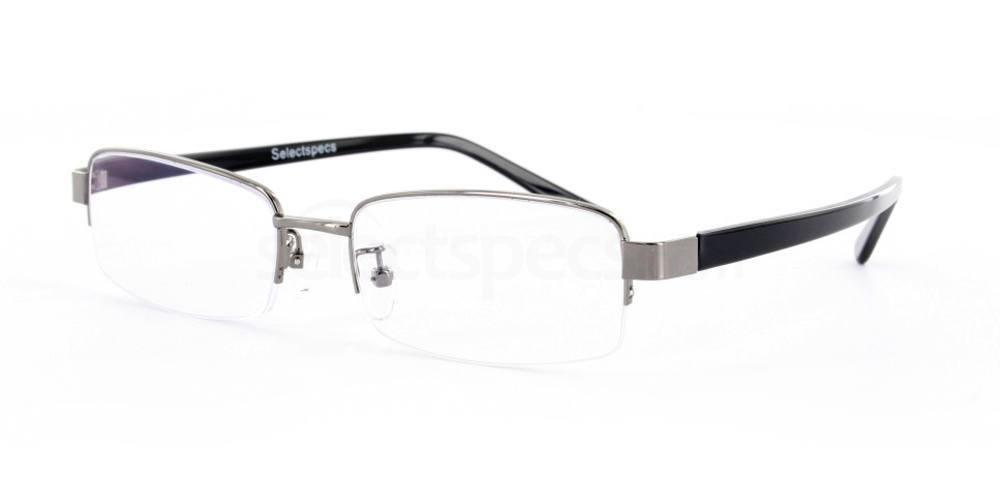 Gun 6210 - Gunmetal Glasses, Savannah