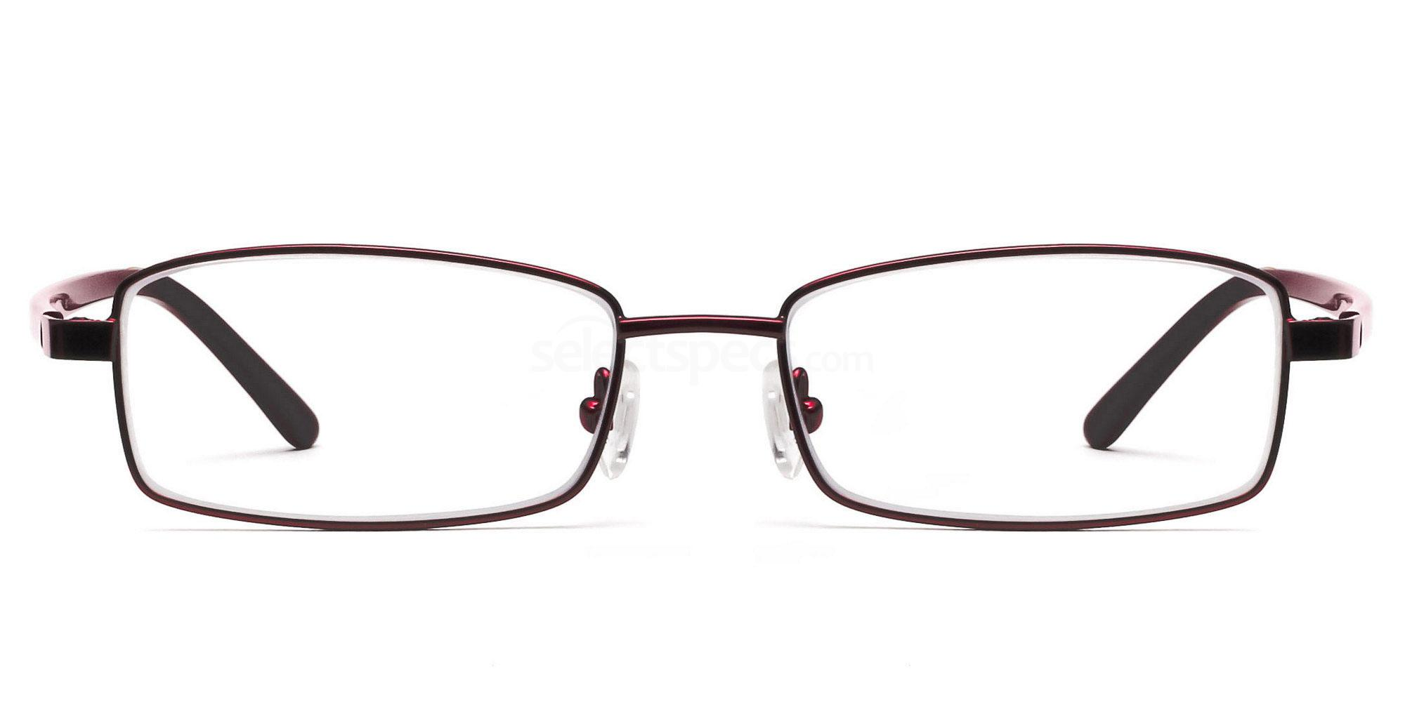 Red 6058 - Red Glasses, Savannah