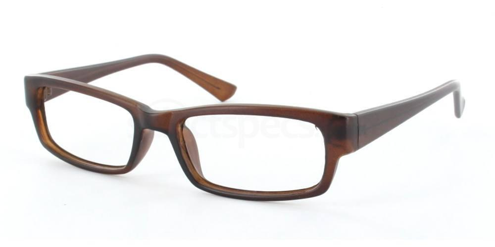 C5 Matt Brown 77063 (Matt Brown) Glasses, Savannah