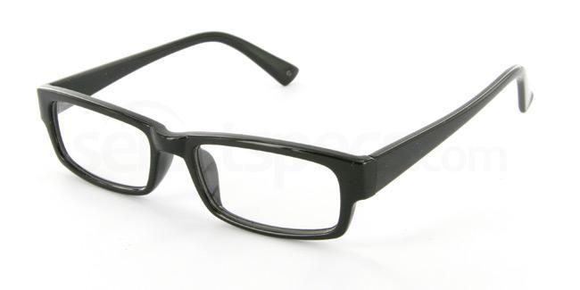 C1 Black 77063 (Black) Glasses, Savannah