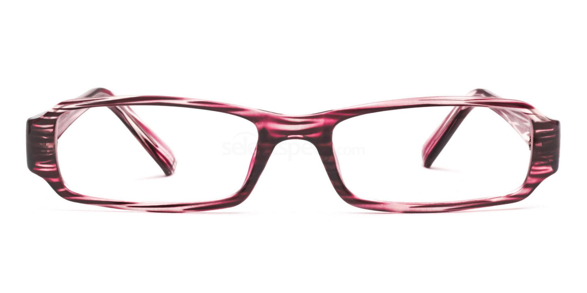 C15 Purple 77088 (Purple) Glasses, Savannah