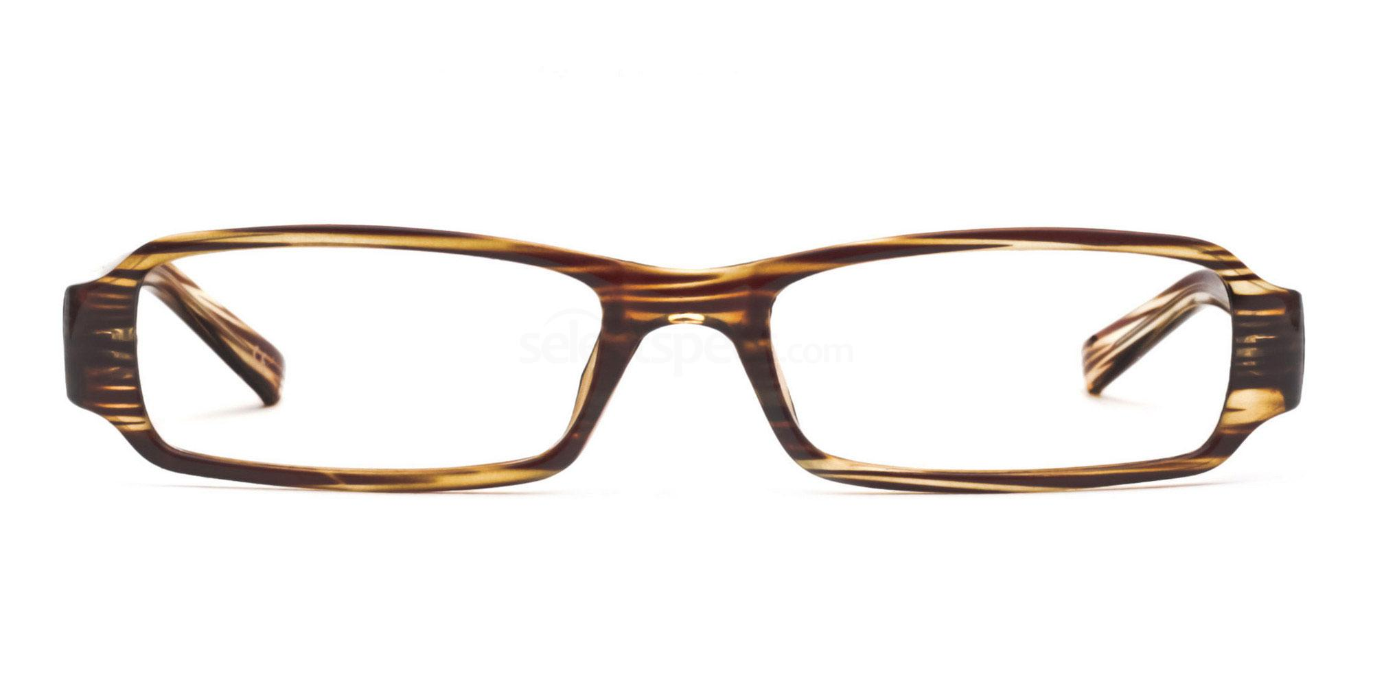 C5 Brown 77088 (Brown) Glasses, Savannah