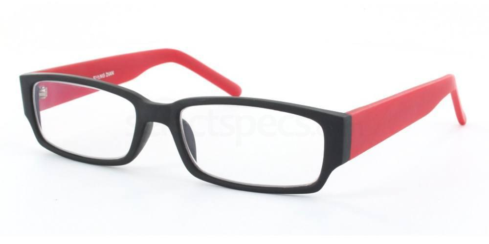 C93 2336 - Red Glasses, Savannah
