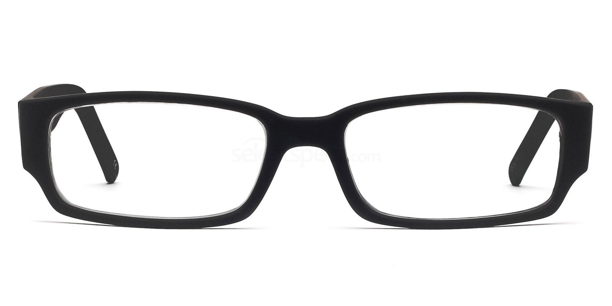 C02 2336 - Black Glasses, Savannah