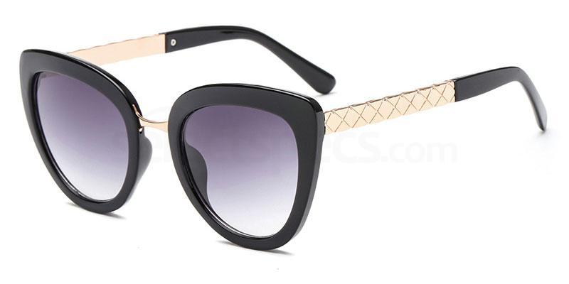С1 DW009 Sunglasses, #totallook
