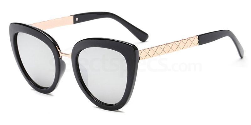 С2 DW009 Sunglasses, #totallook