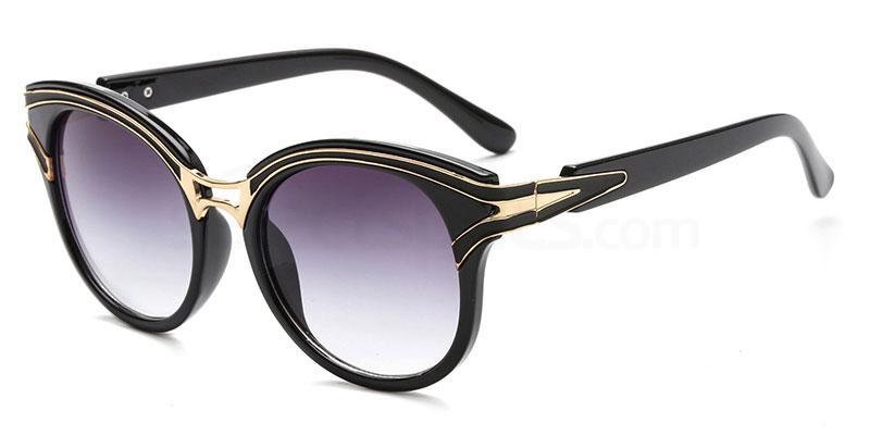 С1 DW010 Sunglasses, #totallook