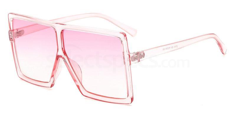 pink sunglasses trend ss19