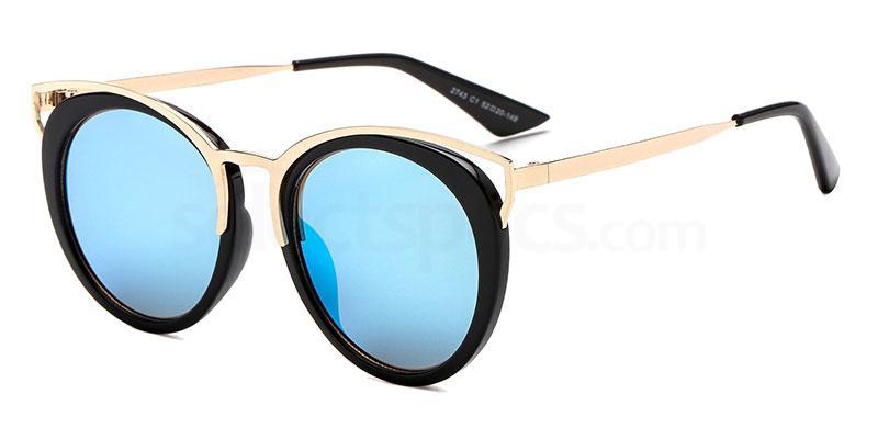 С2 DW013 Sunglasses, #totallook