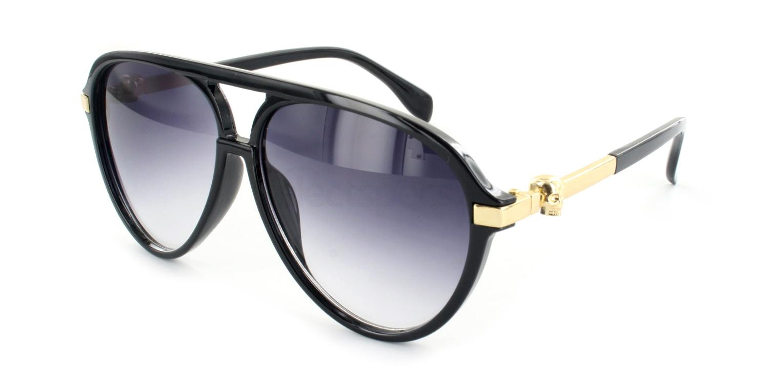 С1 DW017 Sunglasses, #totallook