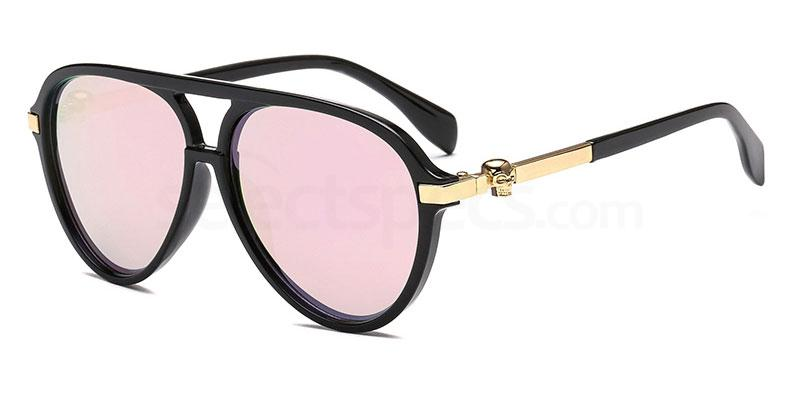 С2 DW017 Sunglasses, #totallook