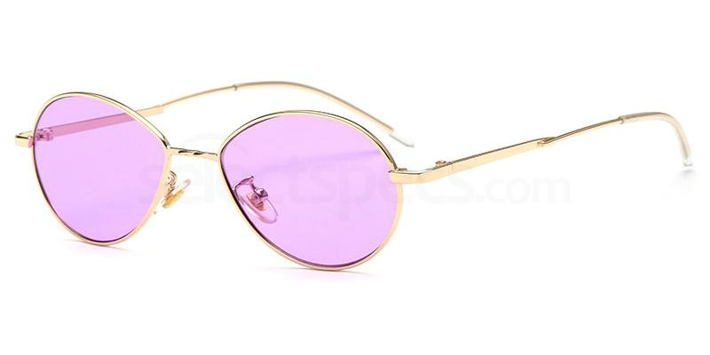 Oval lens sunglasses 2019 trends
