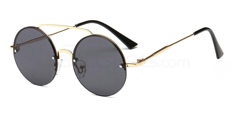 С2 DW060 Sunglasses, #totallook