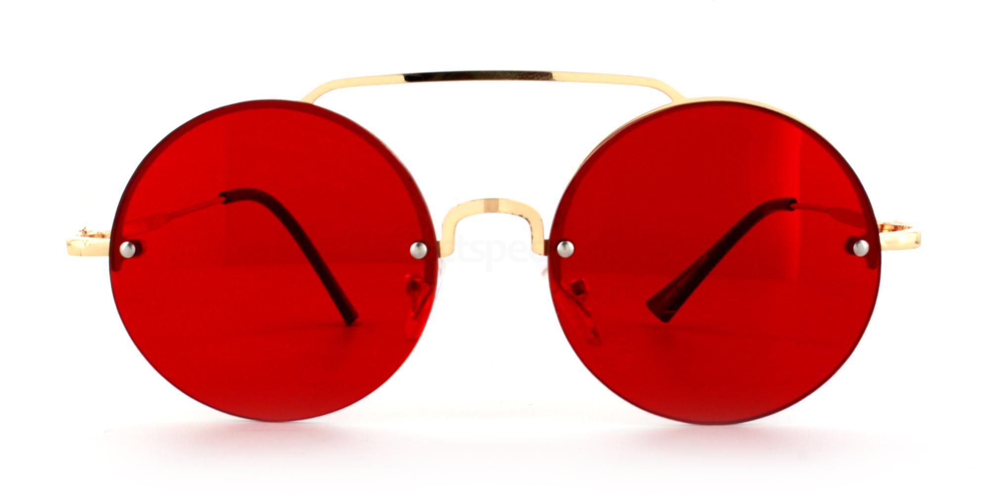 С4 DW060 Sunglasses, #totallook