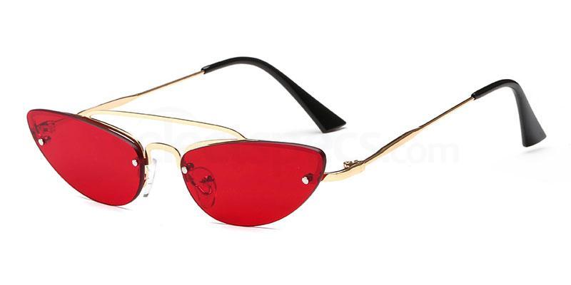 microshades trend super slim cateye sunglasses 2019
