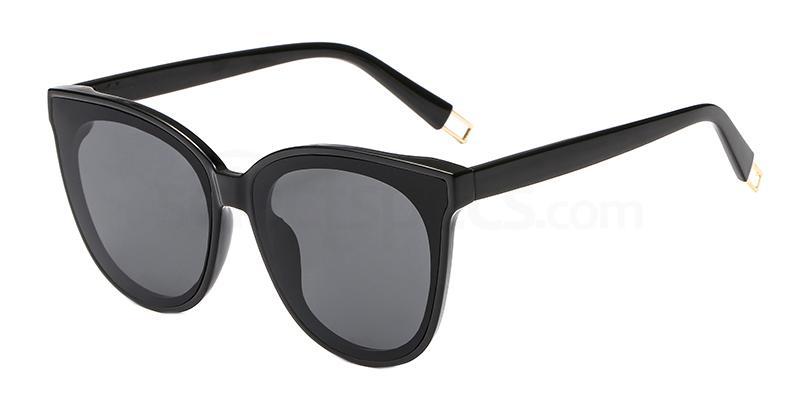C1 DW076 Sunglasses, #totallook