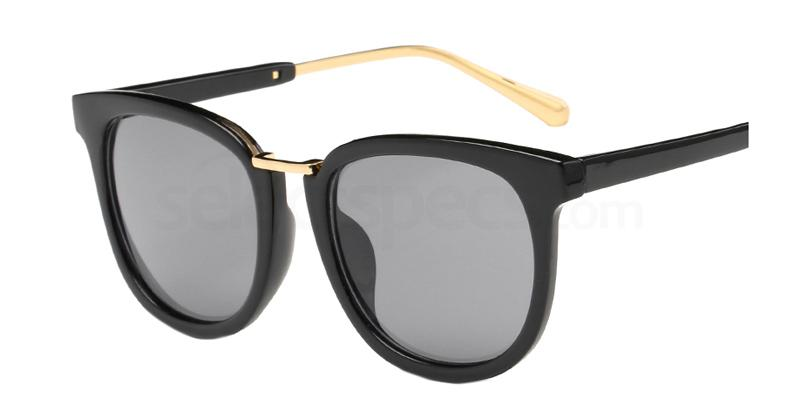 C1 DW078 Sunglasses, #totallook