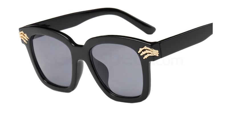 C1 DW080 Sunglasses, #totallook