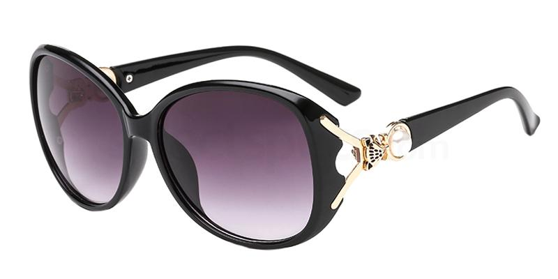 C1 DW098 Sunglasses, #totallook