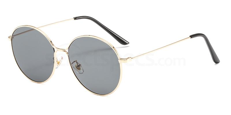C1 DW145 Sunglasses, #totallook