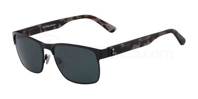 001 CK7378SP Sunglasses, Calvin Klein Collection