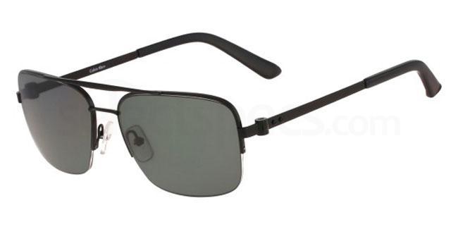 001 CK8001SP Sunglasses, Calvin Klein Collection