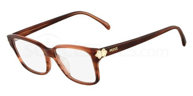 225 EP 2678 Glasses, Emilio Pucci